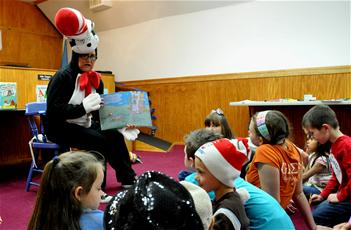 Dr Seuss Family Storytime